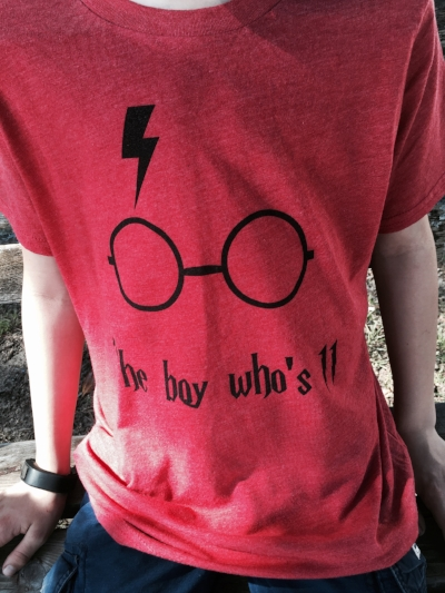 Harry Potter Superhero