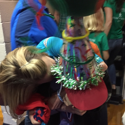 Winning the State Odyssey of the Mind competition