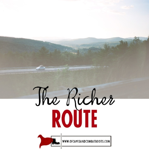 The Richer Route