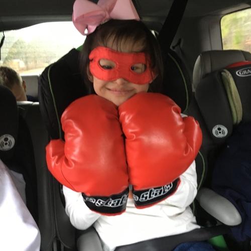 Boxer Joy