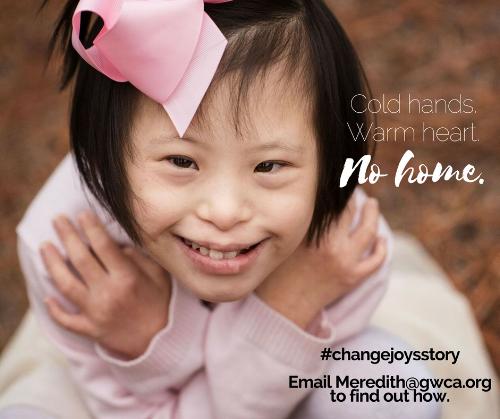 Joy's Adoption Advocacy Post
