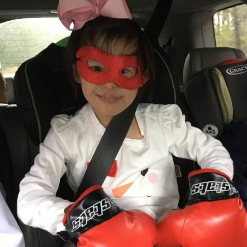 Joy the Boxer
