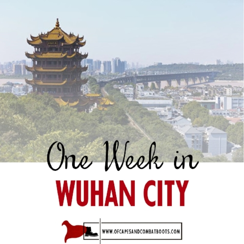 One Week in Wuhan City