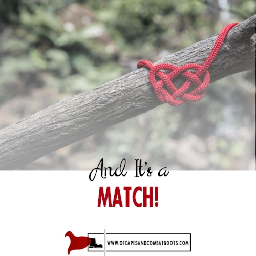 And It's a Match!