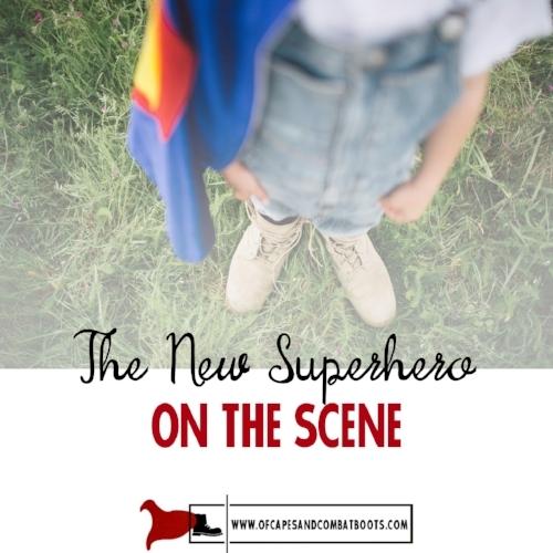 The New Superhero on the Scene