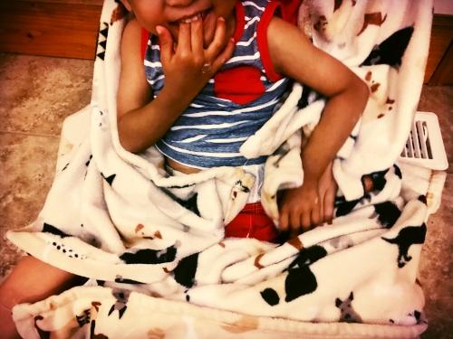 Superhero Snuggles