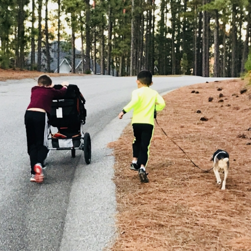 Running with Ranger