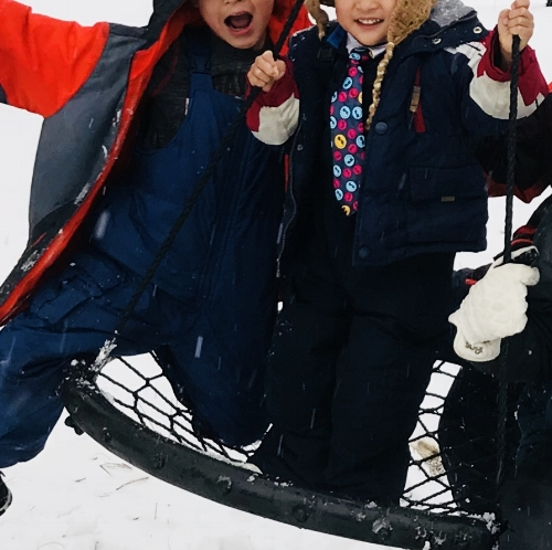 Crazy Snow Play