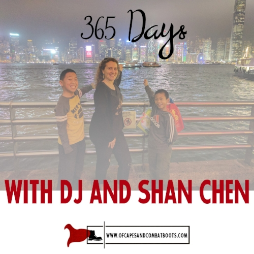 365 Days With DJ and Shan Chen
