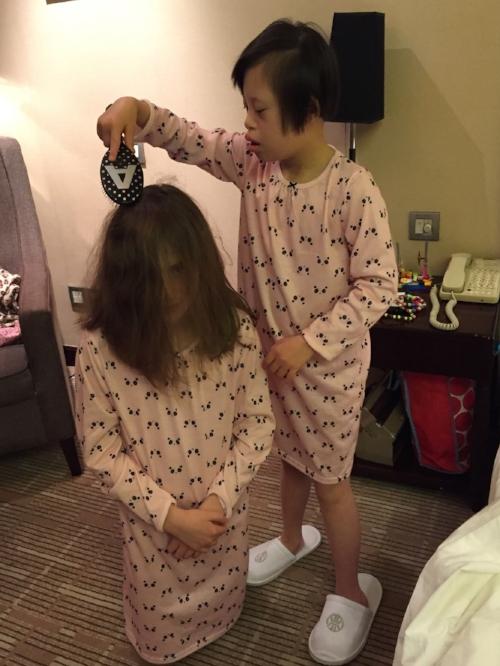 Hair Brushing