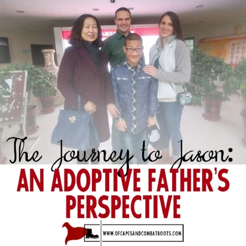 The Journey to Jason: An Adoptive Father's Perspective