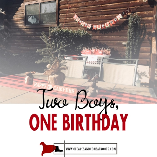 Two Boys, One Birthday