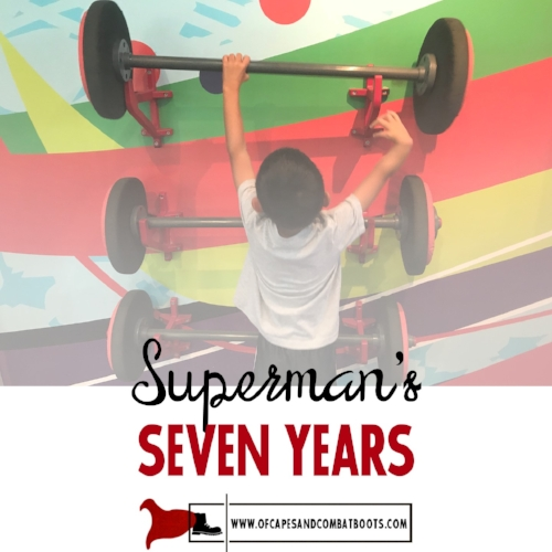 Superman's Seven Years