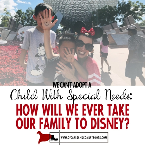 How Will We Ever Take Our Family to Disney?