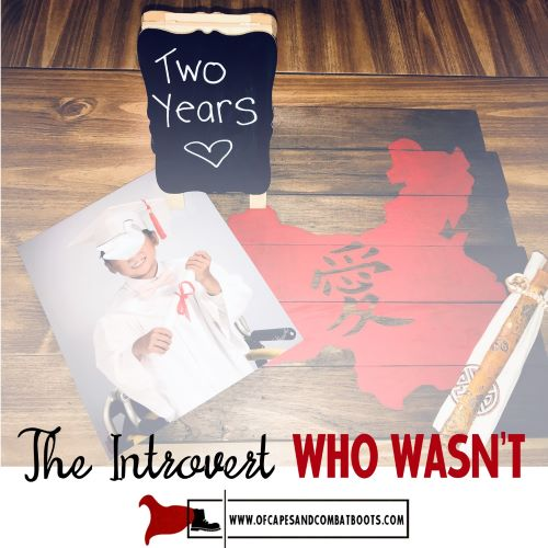 The Introvert Who Wasn't