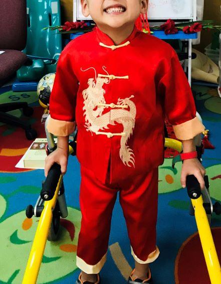 Superhero 4 on Chinese New Year