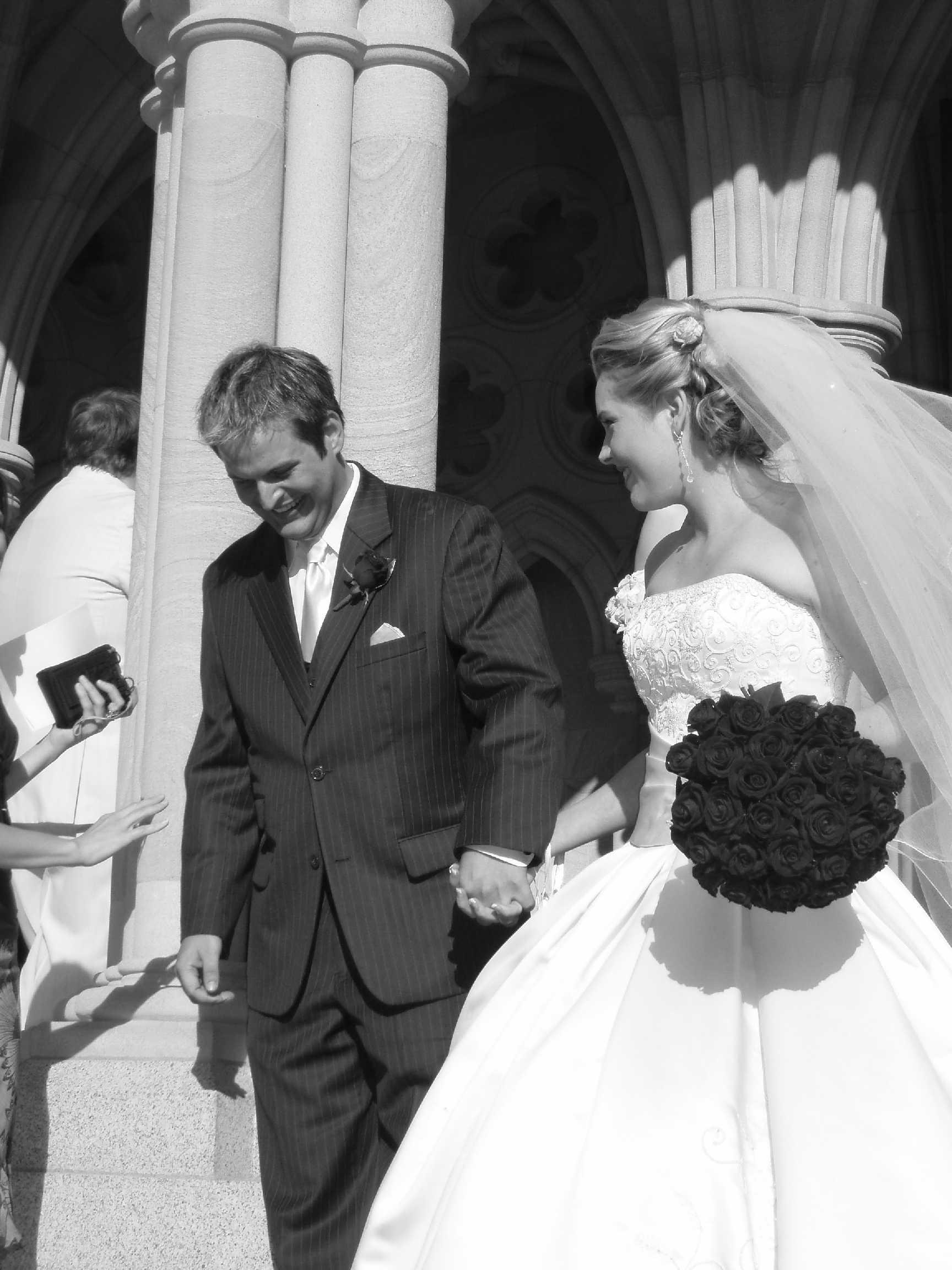 Rosie and Adrian Luik Wedding