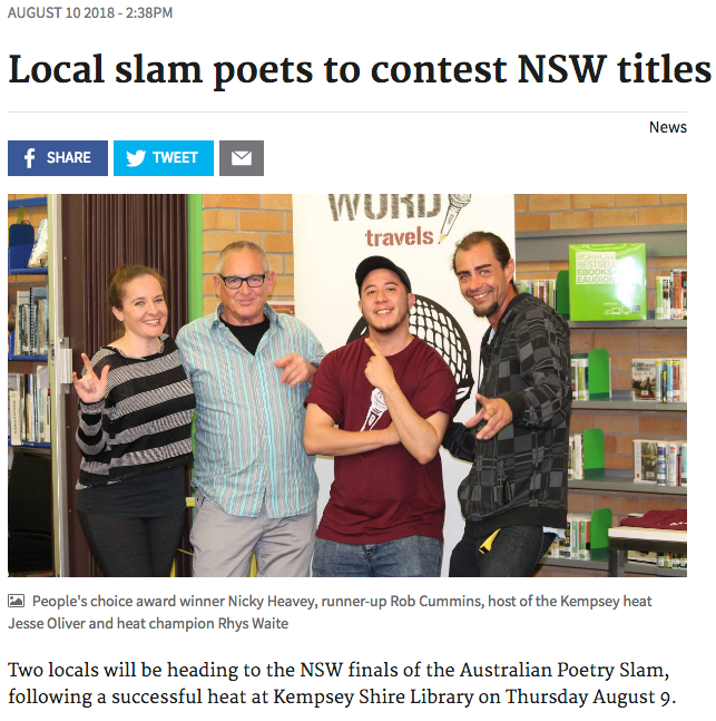 Local slam poets to contest NSW titles - Australian Poetry Slam.png
