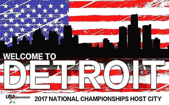 #GenerationTKD is extra pumped that #usataekwondo Nationals will be held in #detroit. http://www.generationtkd.com/generation-tkd-blog/2016/9/30/the-road-to-nationals-for-generation-tkd