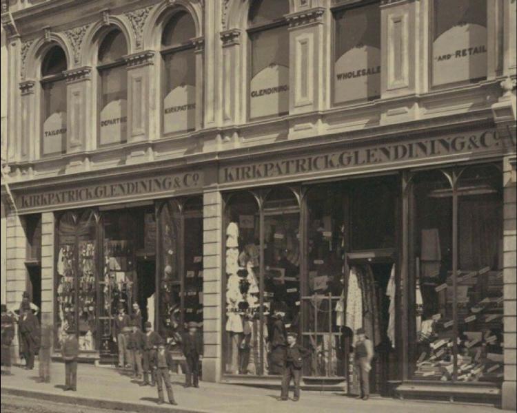 Clarion Building on Princes St