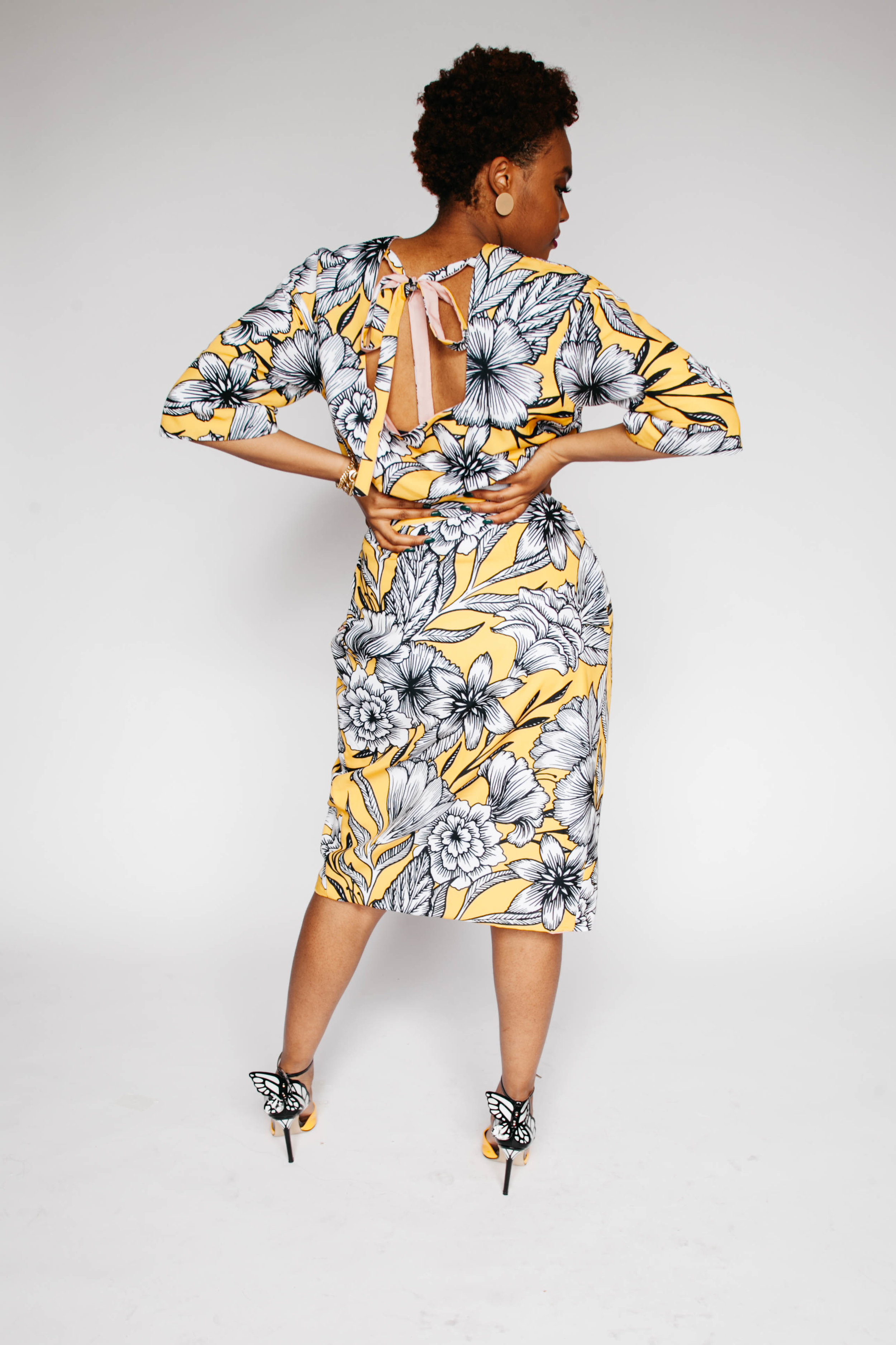 The Tiana Dress