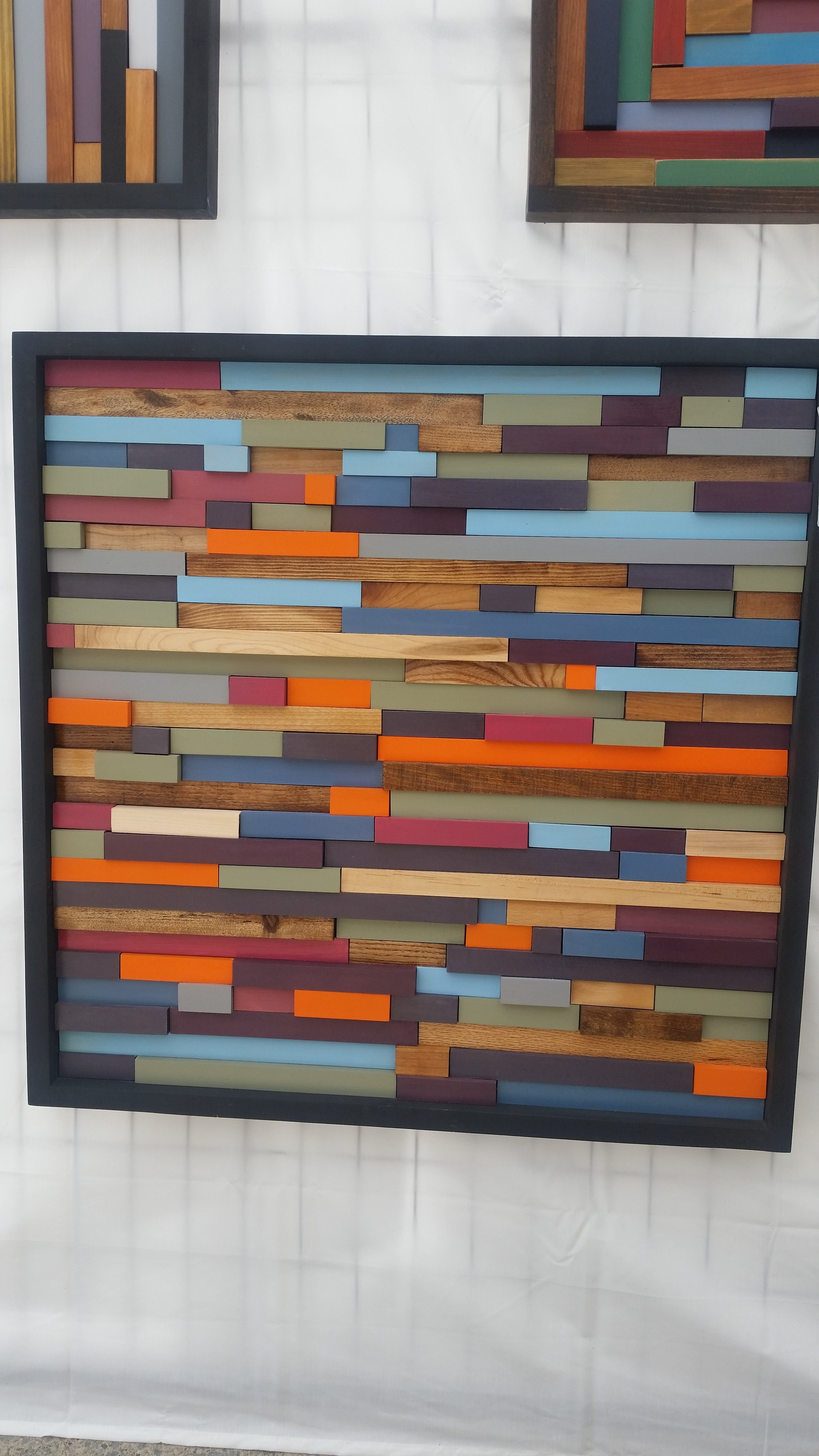 Work by Valerie Queen/Wood Art Boutique