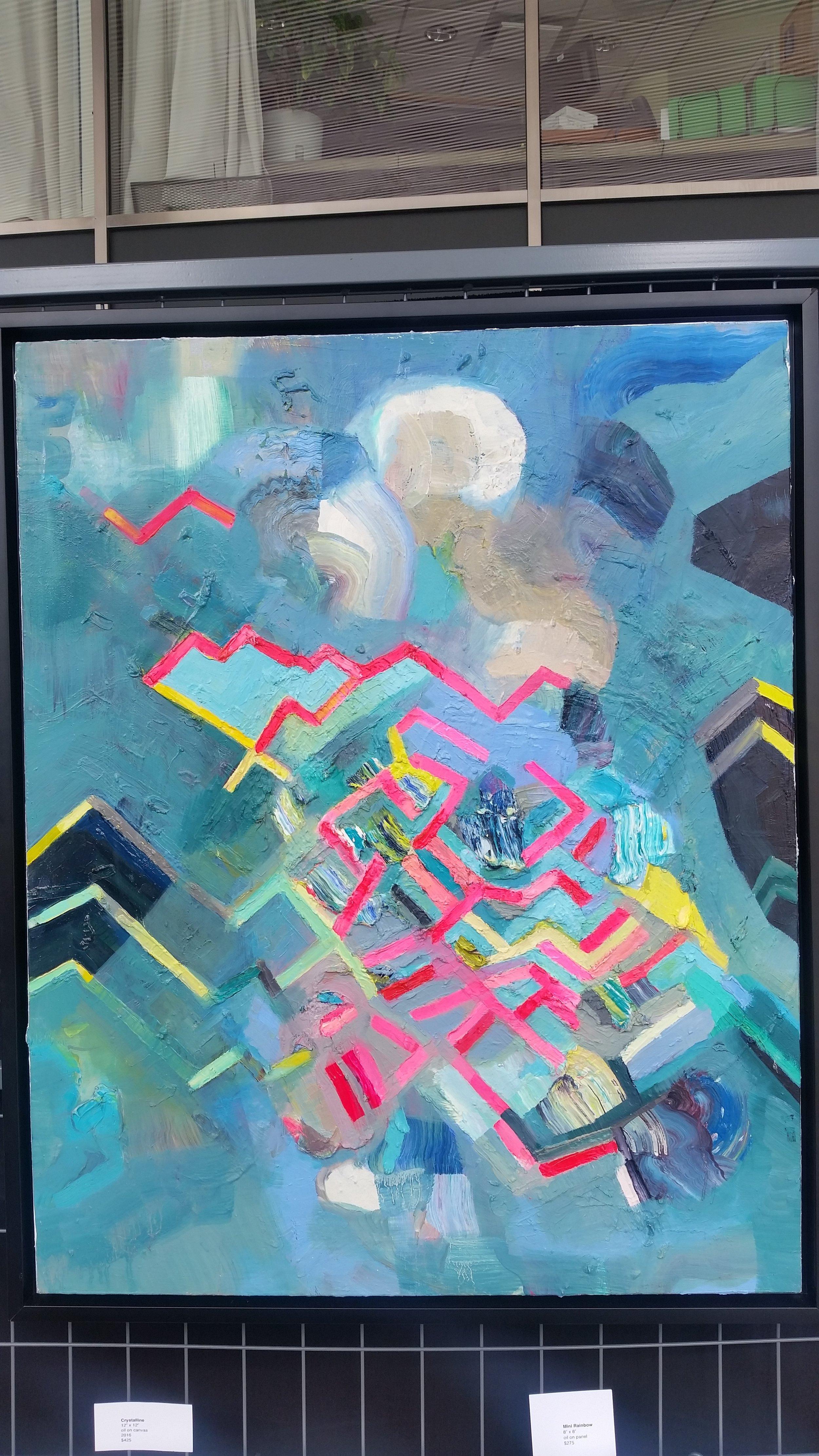 Work by Julie Gladstone