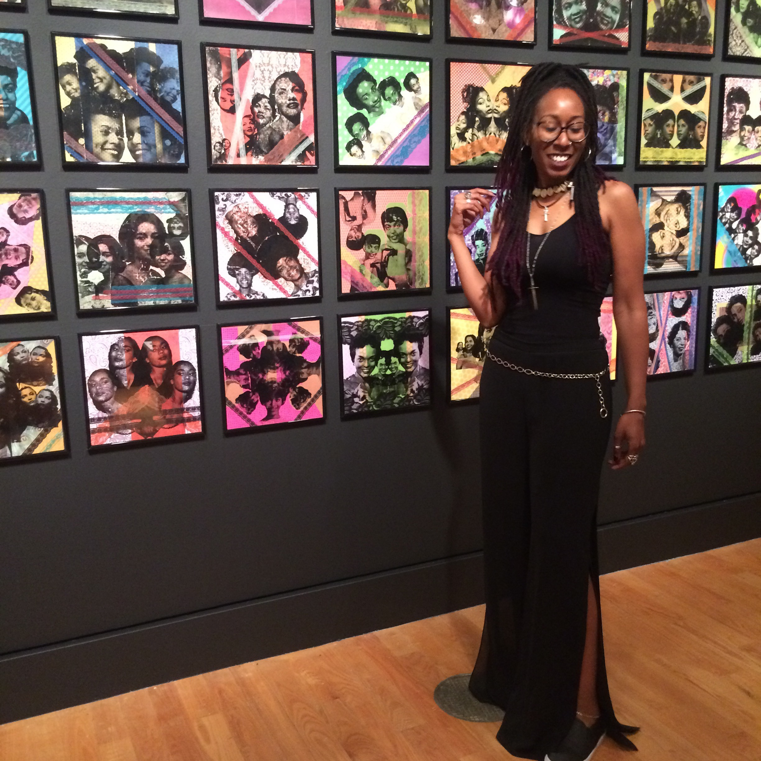 Stylo Starr with 89 Dames at The AGH