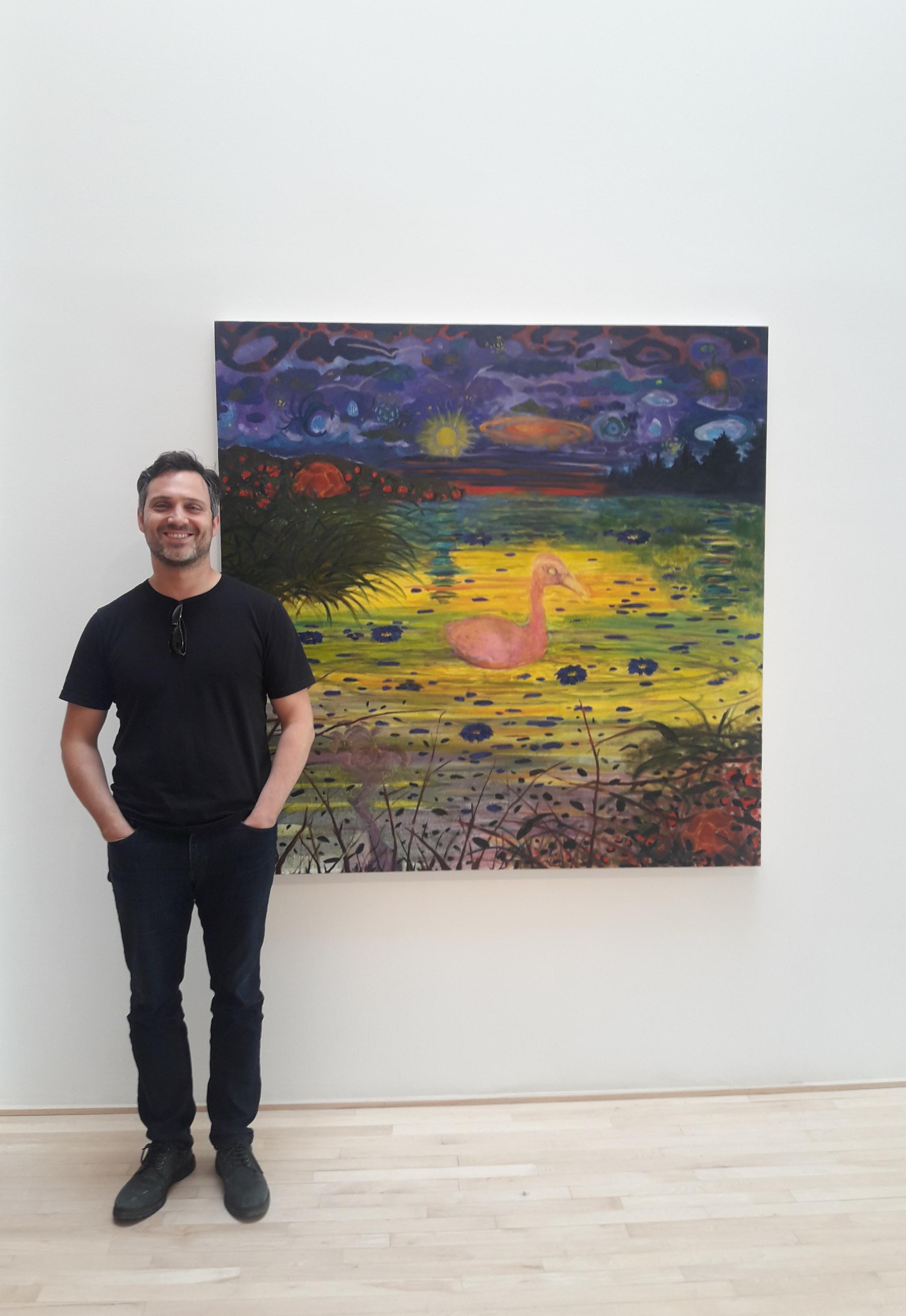 Ben Klein. Photo by Tess Martens