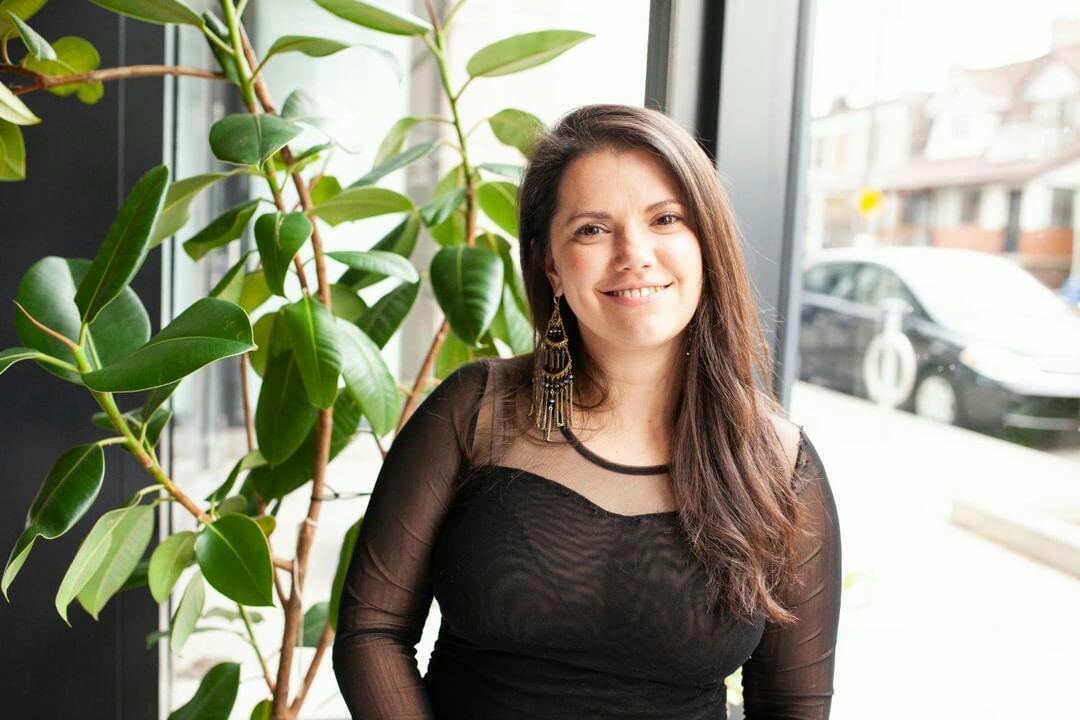 The Freedom Factory co-founder Tiffany MacIsaac