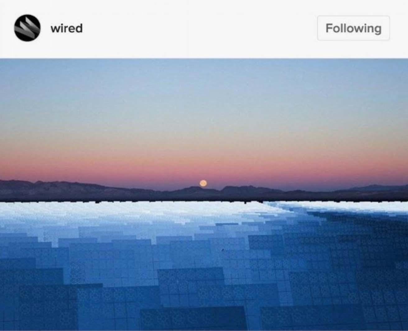 Copywriting: WIRED