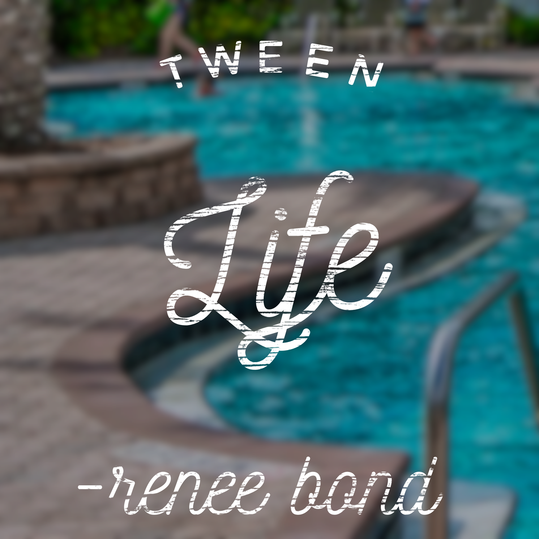 "swimming pool reading ""tween life"""