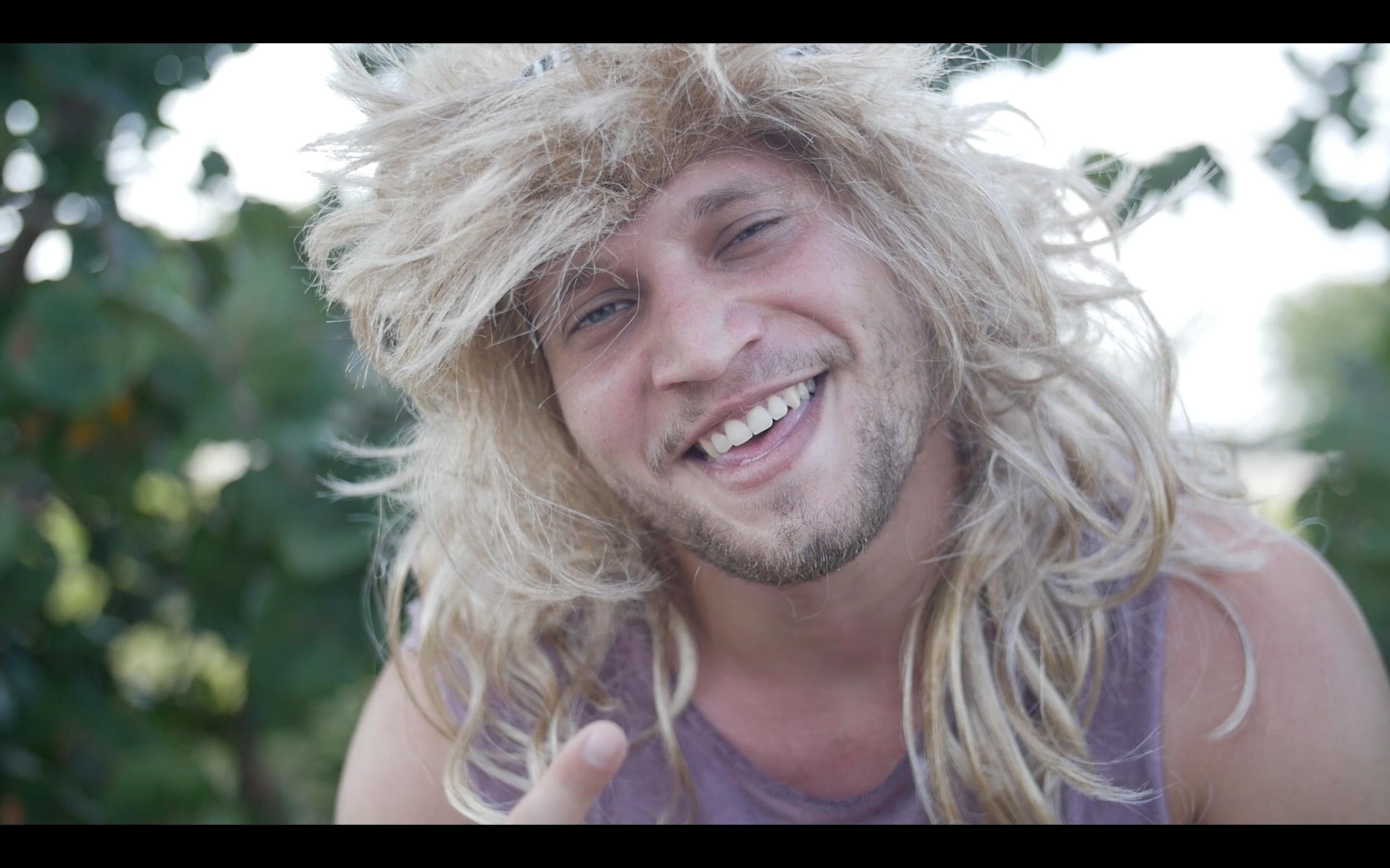 Chet - an American Ninja Warrior (Comedy)
