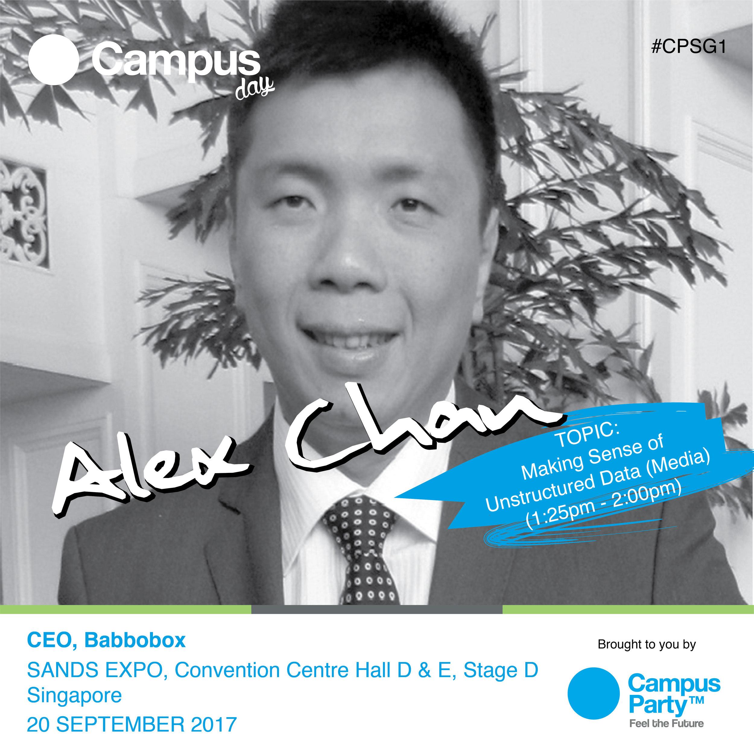 Babbobox CEO Alex Chan SWITCH 2017