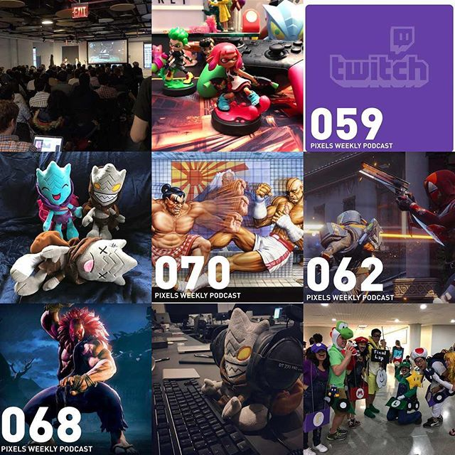 2017 was a good year. We had ups and downs. Changes are coming in 2018. It will be good. #2017bestnine #2017 #gamer #podcast #blizzard #streetfighter #nintendo #splatoon2 #diablo #destiny