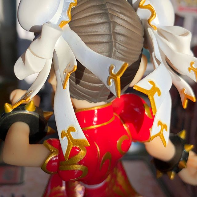 Chinese New Year Chun-Li. She's 15/88 world wide. Thanks @bigboystoys_hk for this beauty!!!