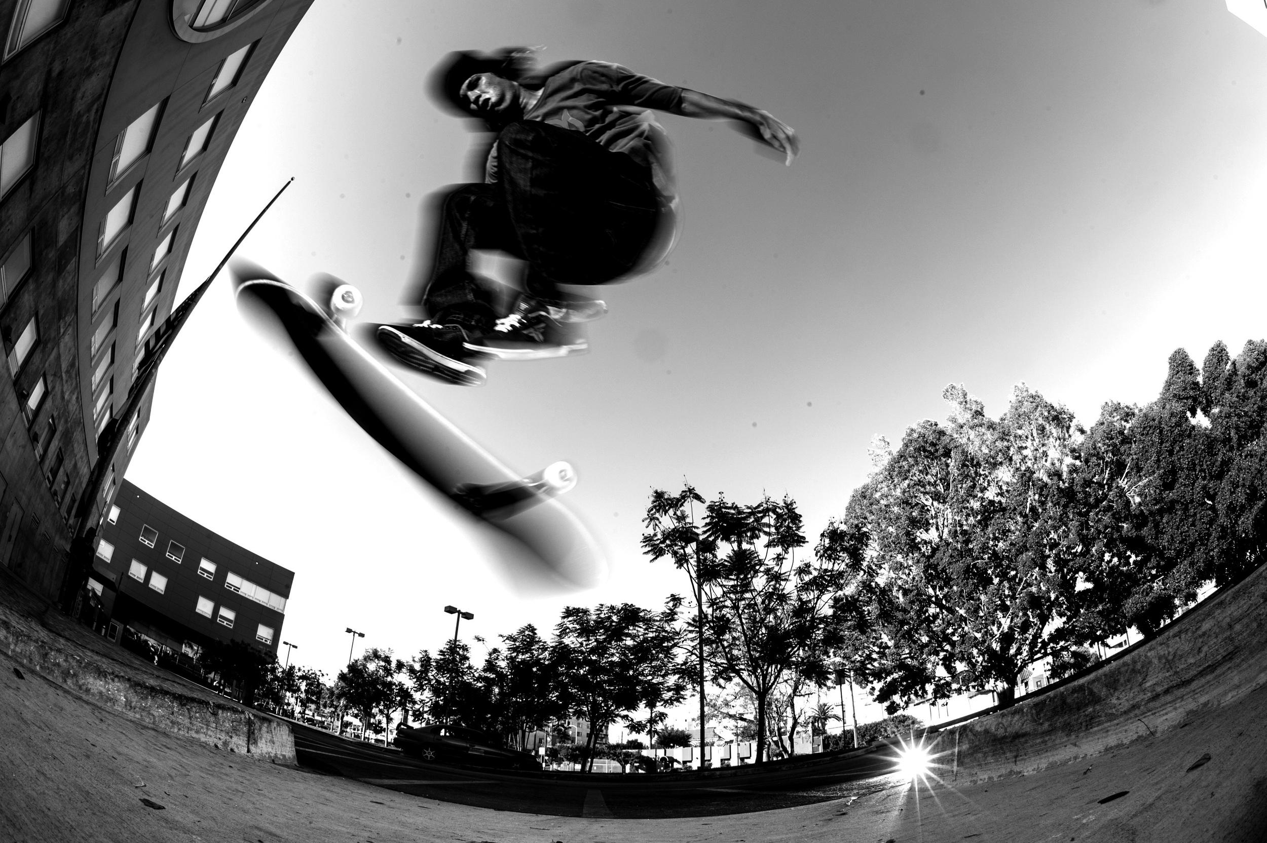 Josh Blancher - 360 Flip - L.A.
