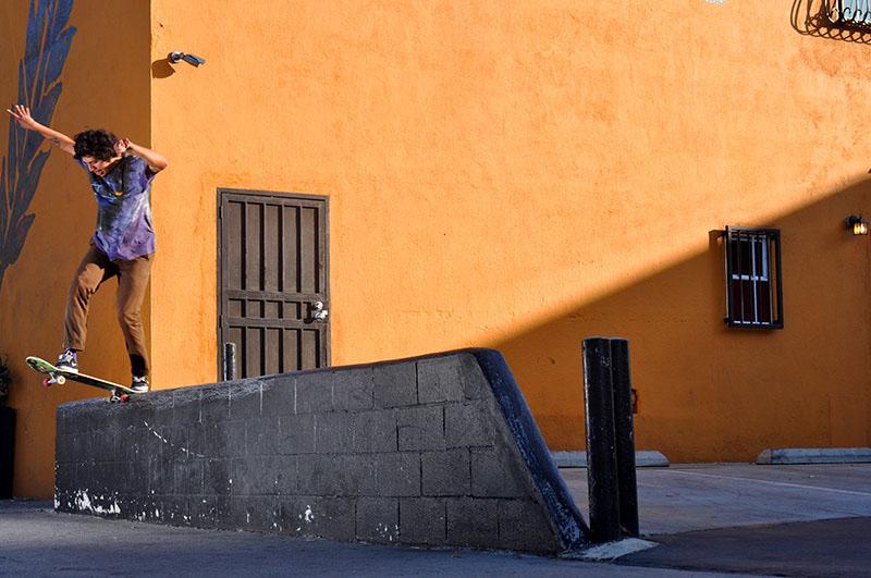 Victor Meza - Blunt Shov - Echo Park, Ca.