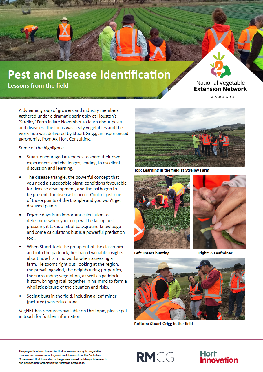 Pest and Disease ID