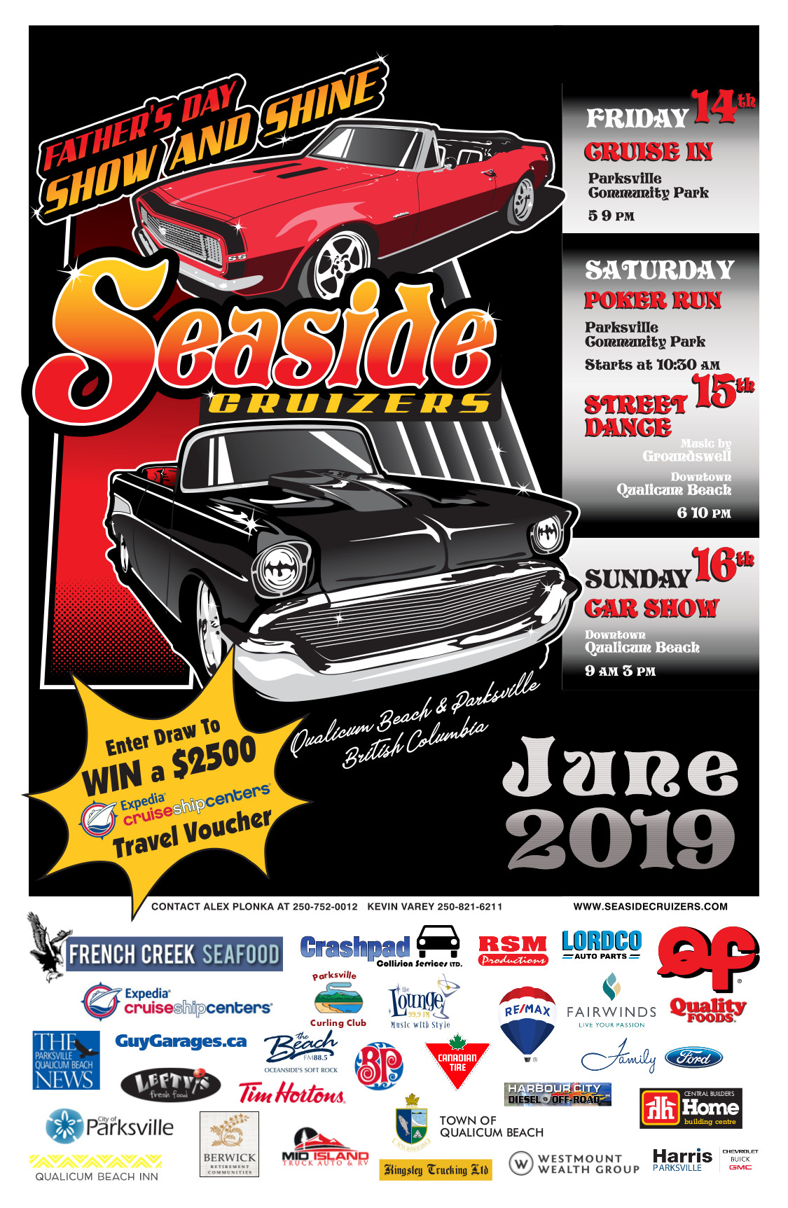 Seaside Cruizers Poster 2019 .jpg