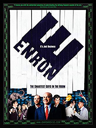 Enron: The Smartest Guys in the Room - Fortune Magazine reporters examine the 2001 collapse of Enron Corporation, one of the largest business scandals in American history. The trading and manipulation of electrical power triggered the California electricity crisis and resulted in criminal trials for several of the company's top executives.Winner: Best Documentary Screenplay: Writer's Guild of AmericaWinner: Independent Spirit Award for Best Documentary Feature: Writer's Guild of AmericaNominee: 78th Academy Awards for Best Documentary Feature