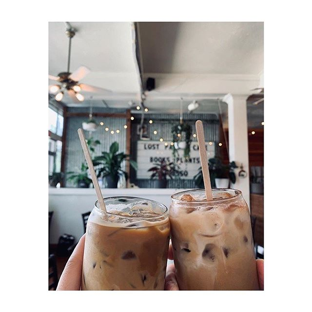 We love when friends come in to converse at the parrot. So tag your #Cappuccinoconvobuddy and if they follow us you two are entered in the running for a couple Cappuccino's on the house! We'll announce the winners Friday afternoon!!