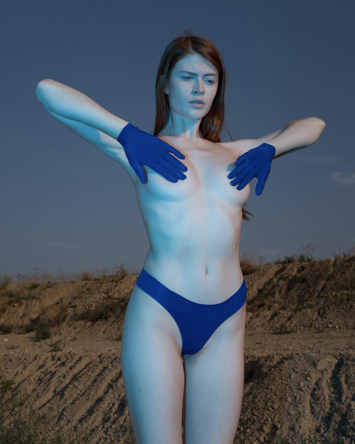 #Uncensored Berlin - With Art by Aja Jane @ BlogFabrikThe exhibition challenging social media censorship