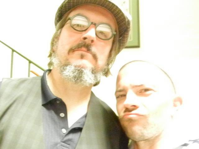 Les Claypool - Primus with Fishbone, backstage Greek Theater