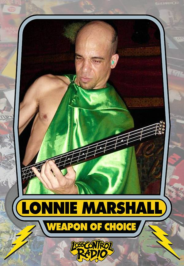 Lonnie Marshall