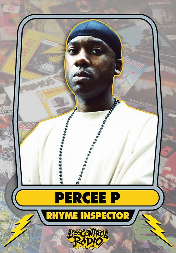 Percee P