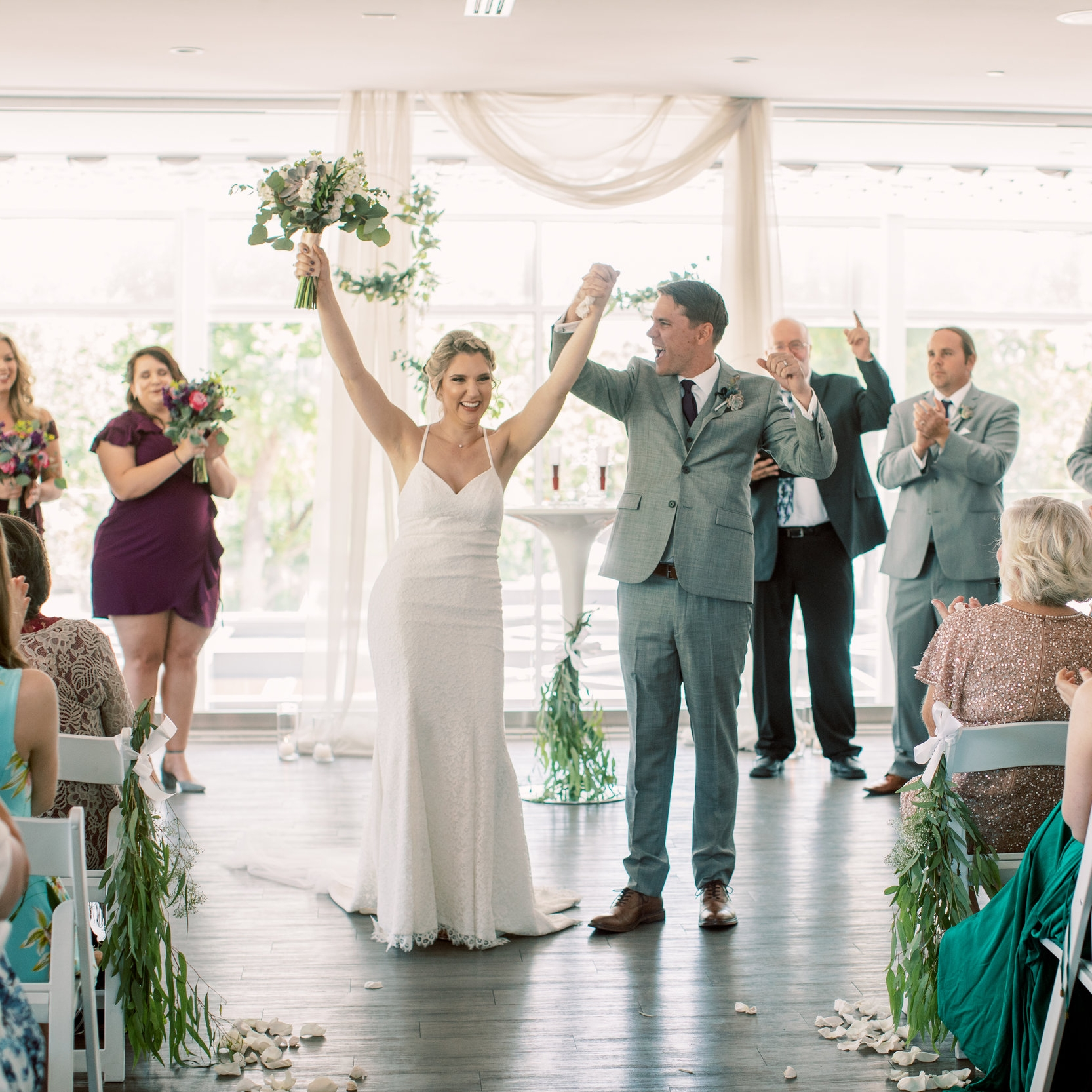 Wil + Katie - The Vision & Love team is so incredibly talented. We are so lucky to have found them to capture our wedding day! Our highlight film far exceeded my expectations and is something I will watch over and over again. I highly recommend working with Delbert & Jovanni!