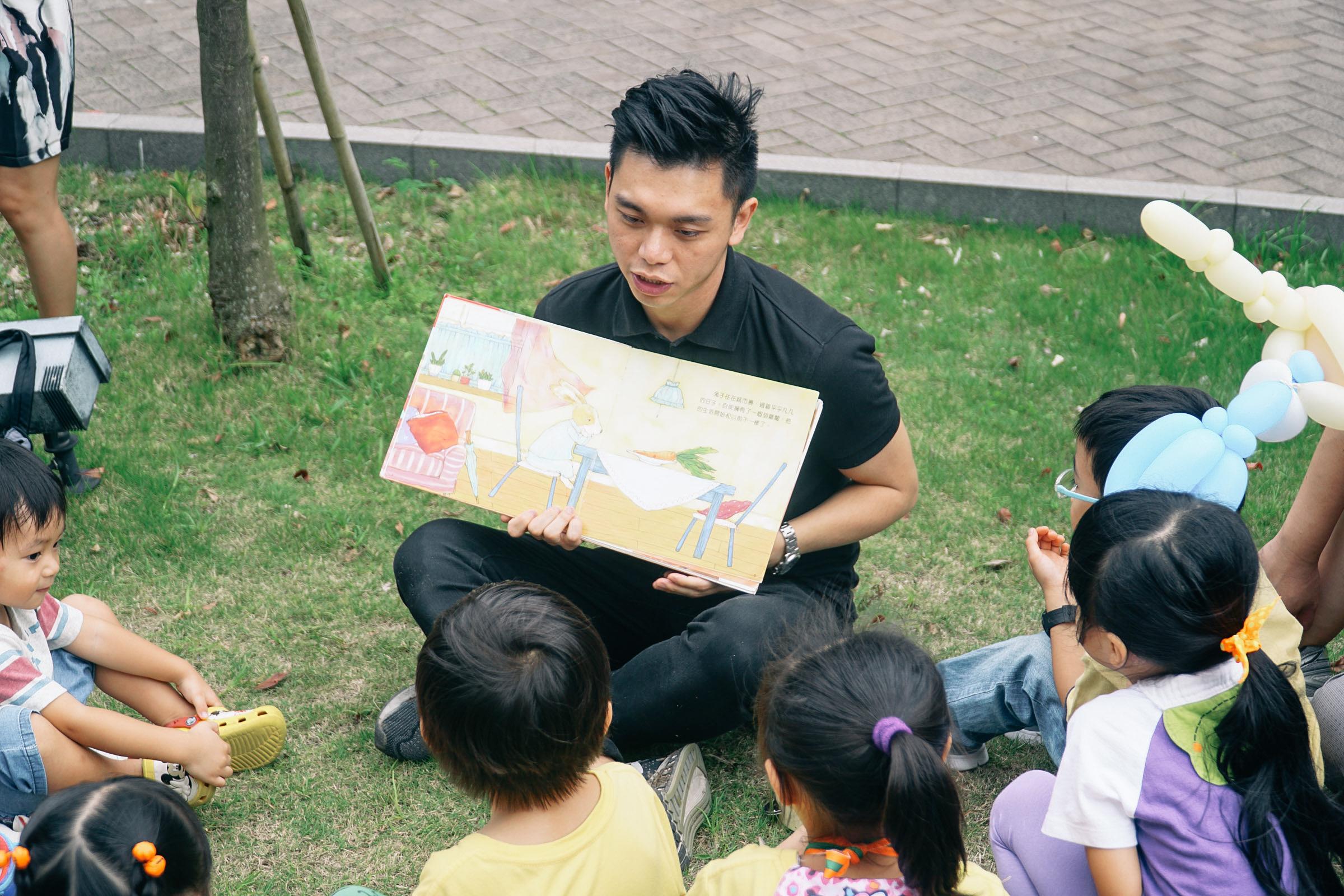 Drama x Storytelling workshop