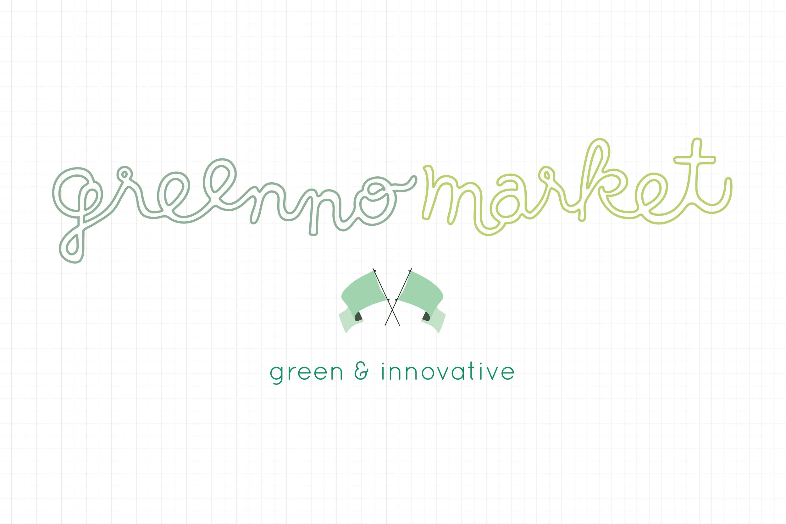 EVENT & GRAPHIC DESIGN FOR GREENNOMARKET - 2015