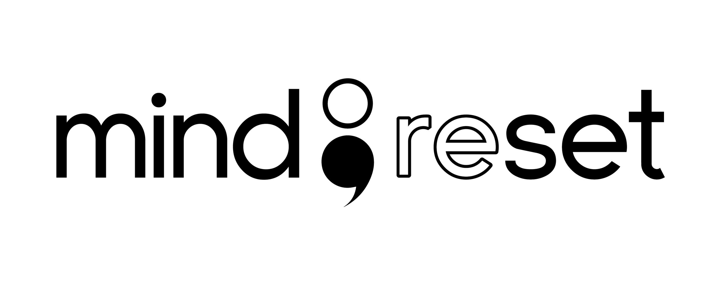 LOGO DESIGN FOR 'MIND RESET' CAMPAIGN by GREEN MONDAY -2016